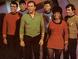 starfleet uniforms typical